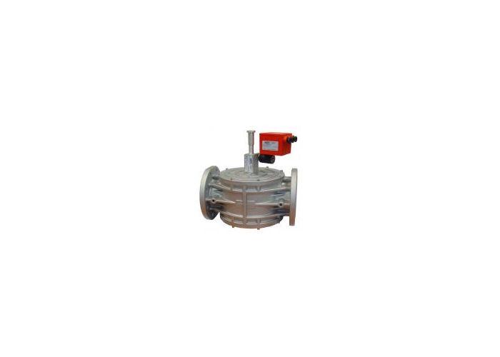 Клапан предохранительный запорный MVB/1MAX